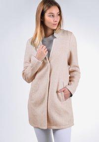 Vero Moda - MANIA - Manteau court - nude - 0