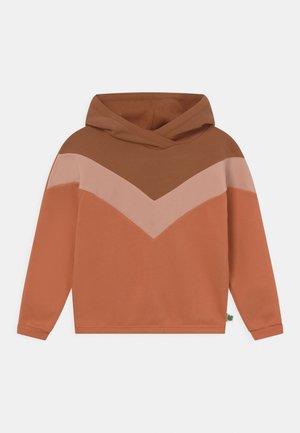 RAGLAN HOODIE - Sweater - sienna