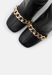 4th & Reckless - TAMSIN - Kotníkové boty - black - 5