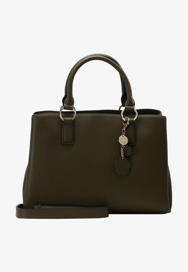 FRANKFURT - Handtasche - khaki