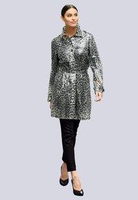 Alba Moda - MANTEL - Waterproof jacket - braun - 0