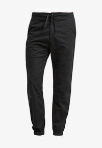 MARSHALL COLUMBIA - Trousers - black rinsed