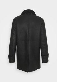 Coach - REVERSIBLE COAT - Winter coat - black - 2