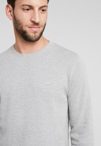 Lacoste - Neule - silver chine - 4