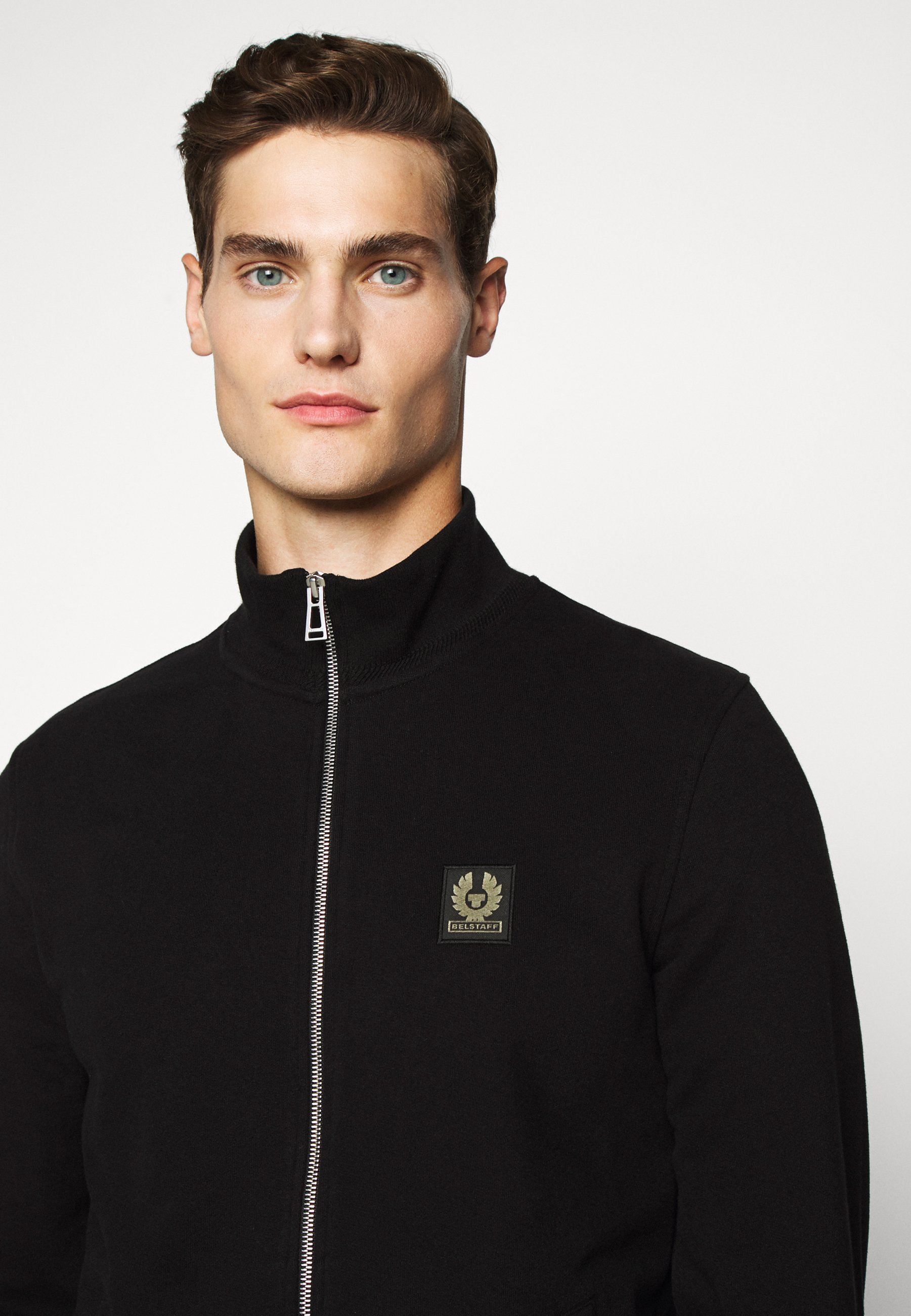 Men ZIP THROUGH - Zip-up sweatshirt