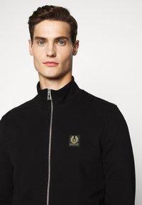 Belstaff - ZIP THROUGH - Zip-up hoodie - black - 6