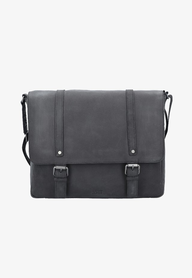 SALO AKTENTASCHE  - Briefcase - black