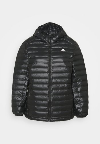 VARILITE DOWN HOODED INSULATION - Gewatteerde jas - black