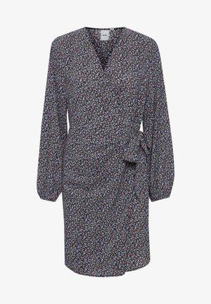 Robe en jersey - black, print