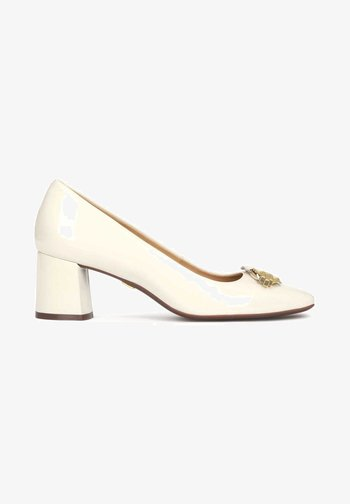 GAURA - Classic heels - off-white