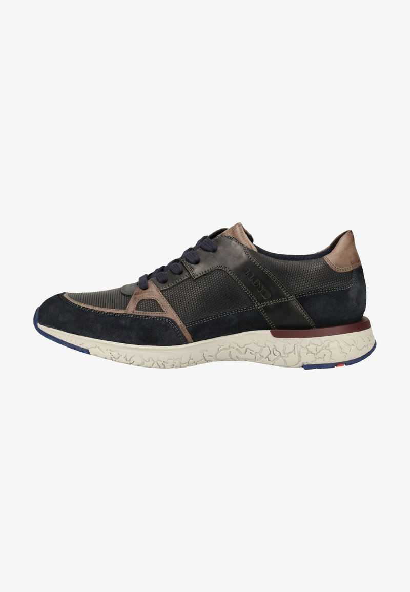 LLOYD SELECTED - Sneakers laag - pilot/graphit/midnight