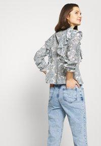 NAF NAF - Jeans Slim Fit - light blue - 3