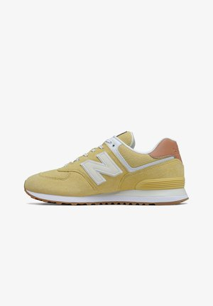 Trainers - yellow (720)