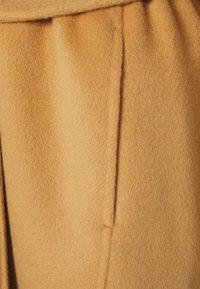 Marc Cain - Classic coat - mink - 2