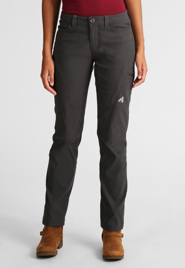 GUIDE  - Outdoor trousers - dark grey