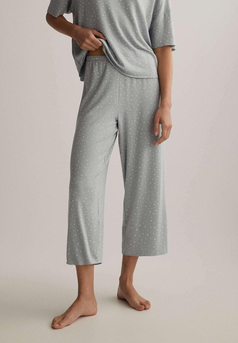 OYSHO - Pyjama bottoms - grey