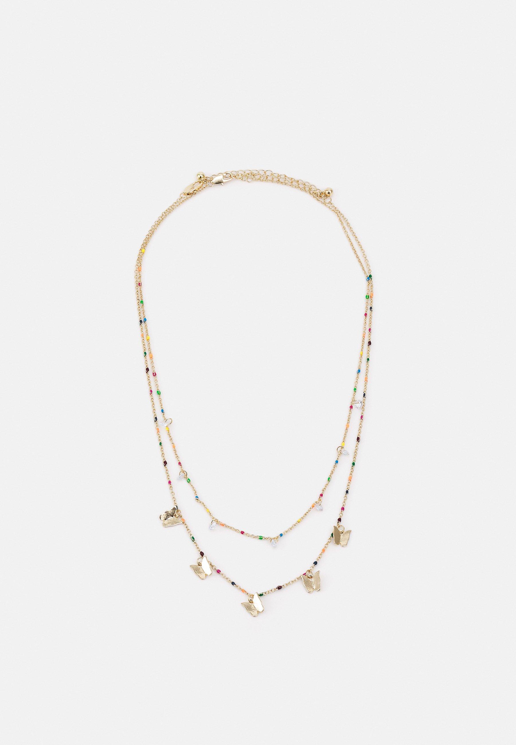 Women PCAFIVIA NECKLACE 2 PACK - Necklace
