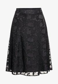 Sheego - A-line skirt - black - 5