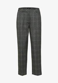Selected Femme - Pantaloni - medium grey melange - 5