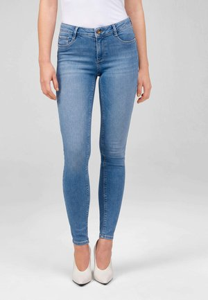 Jeans Skinny Fit - light stoned