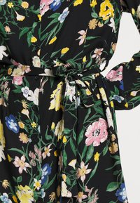 Pieces - PCANASHA DRESS CAMP - Paitamekko - black - 7