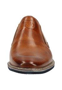Bugatti - Instappers - cognac - 6