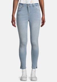 Cartoon - Slim fit jeans - light blue denim - 0