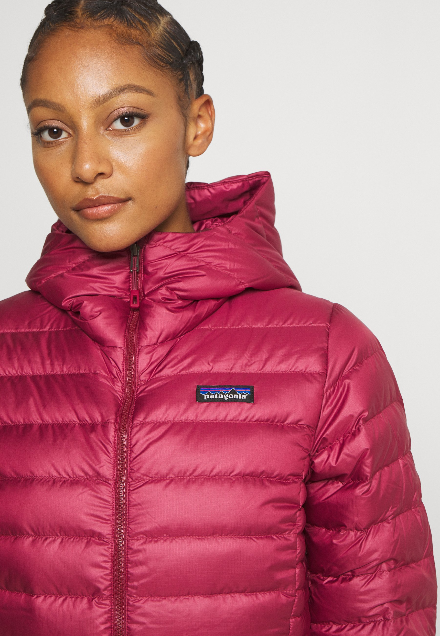 Patagonia Down jacket - roamer red Yk4gx