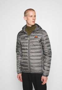 Ellesse - LOMBARDY - Summer jacket - dark grey - 0