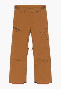 Burton - EXILE TRUE PENNY - Pantaloni da neve - camel - 0