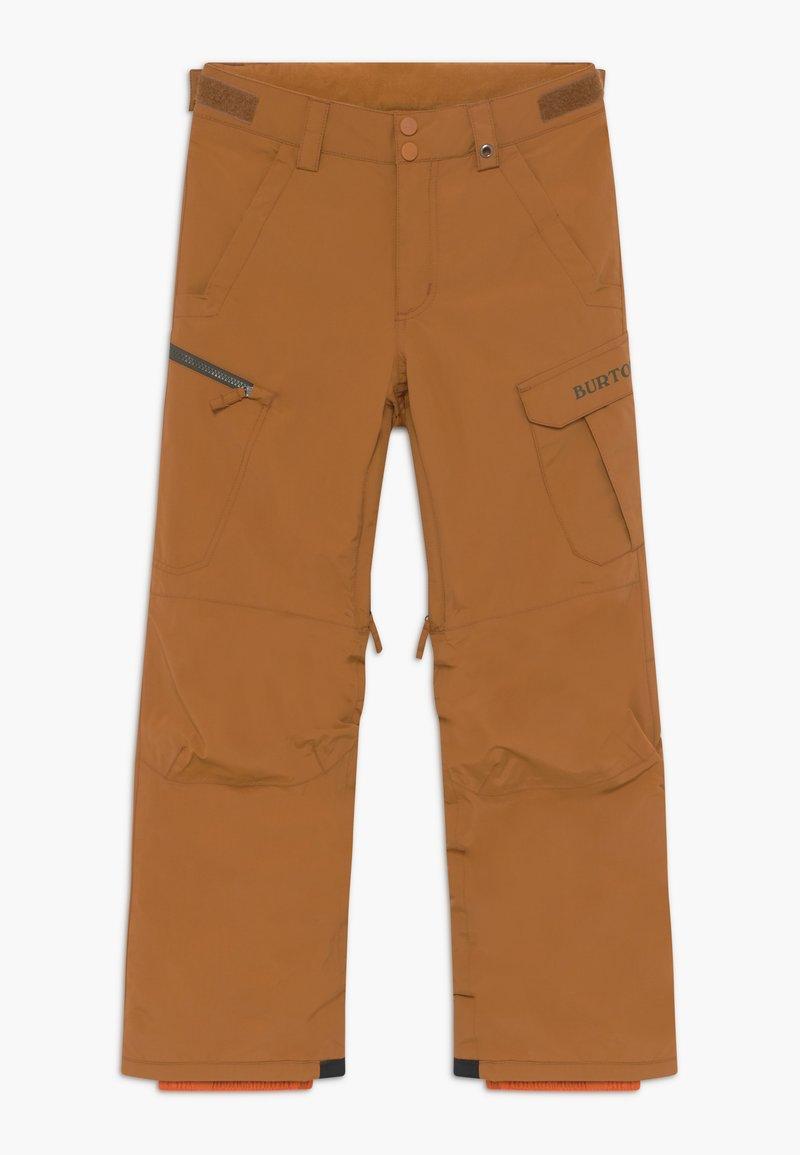 Burton - EXILE TRUE PENNY - Pantaloni da neve - camel