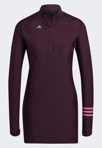 adidas Performance - Camiseta de lycra/neopreno - red - 8