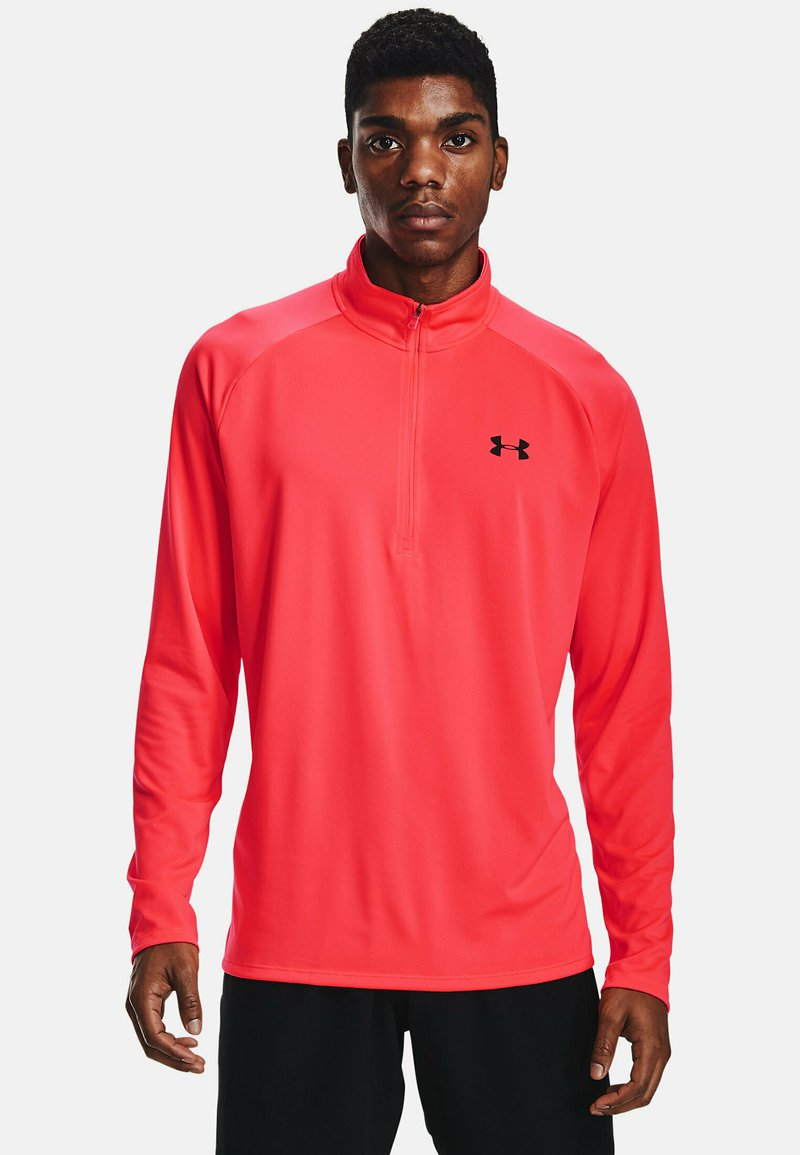 Under Armour - Sports shirt - orange black