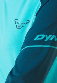 Dynafit - ALPINE PRO TEE - Sports shirt - petrol - 2