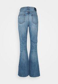 Ética - NINA - Flared Jeans - fleetwood - 1
