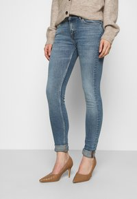 Tiger of Sweden Jeans - SLIGHT - Jeans Skinny - dust blue - 0