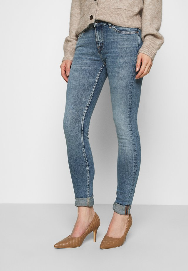 SLIGHT - Jeans Skinny Fit - dust blue