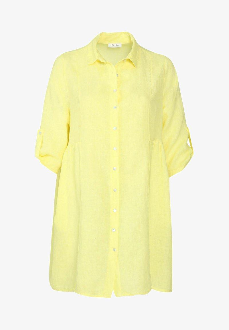 Paprika - Button-down blouse - yellow