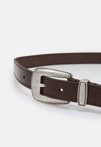 Royal RepubliQ - CHARM BELT - Belt - brown - 2