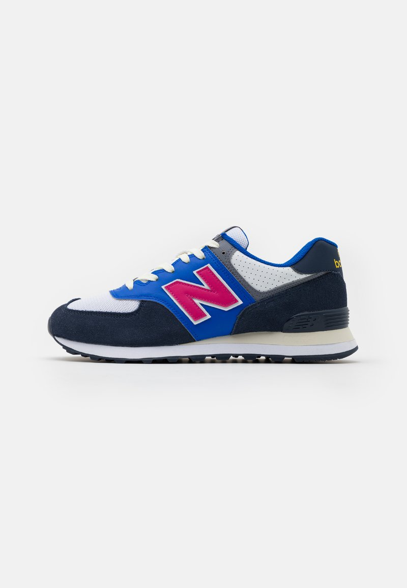New Balance - ML574 - Trainers - navy/white/red