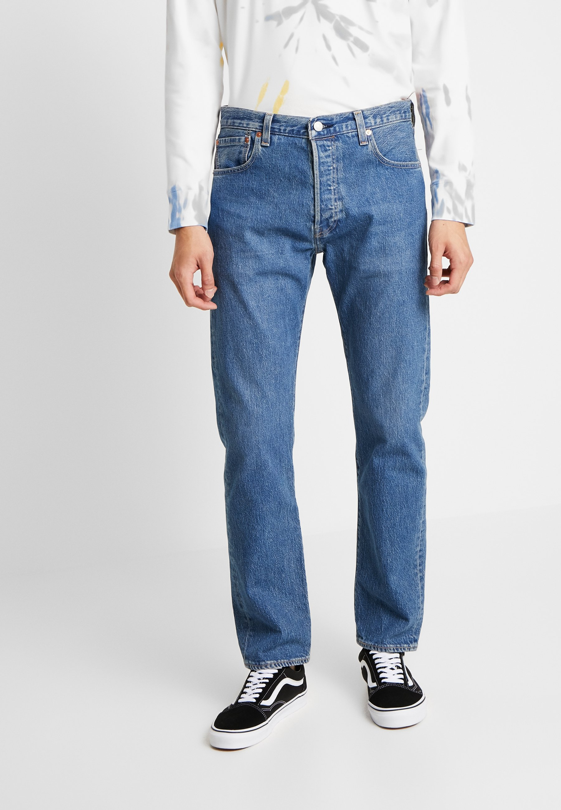 501® '93 STRAIGHT Jeans straight leg bleu eyes peak