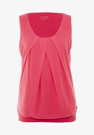SKOMER  - Top - bright pink/cranberry
