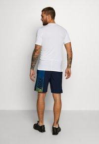Nike Performance - FLEX SHORT - Sports shorts - obsidian/black/soar - 2
