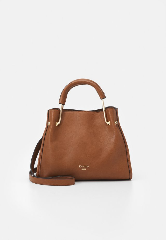 DOLORESS - Handbag - tan