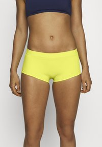 Hunkemöller - SUNSET DREAMS BOXER - Bikiniunderdel - acid yellow - 0