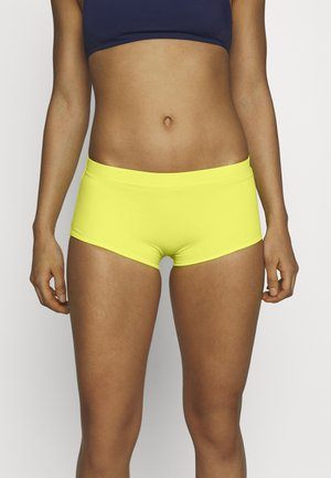 SUNSET DREAMS BOXER - Bikiniunderdel - acid yellow