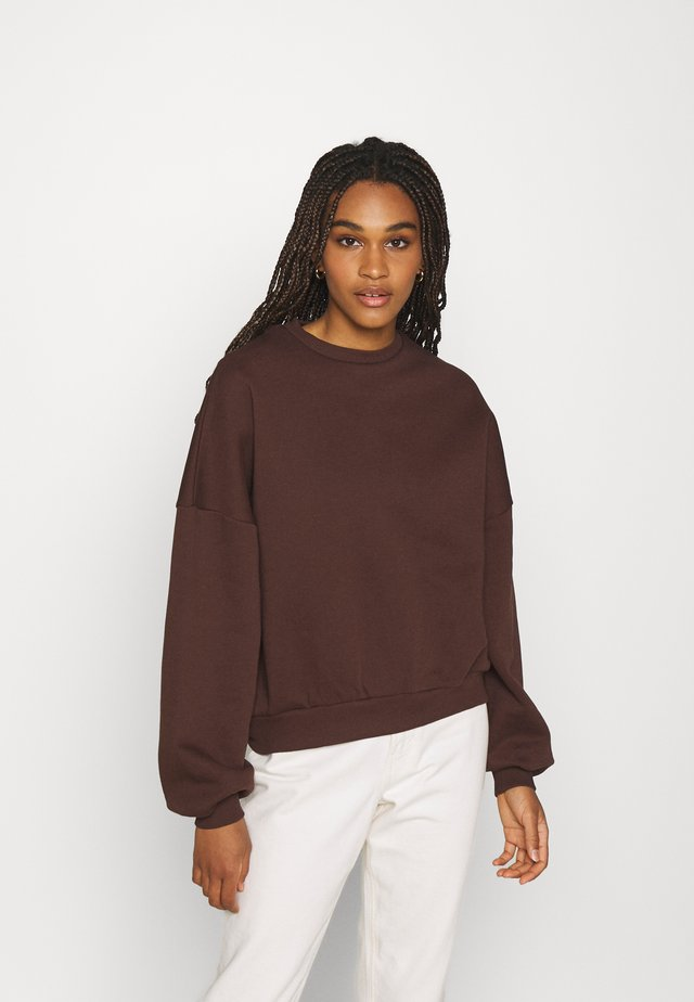 PERFECT CHUNKY - Sweater - brown