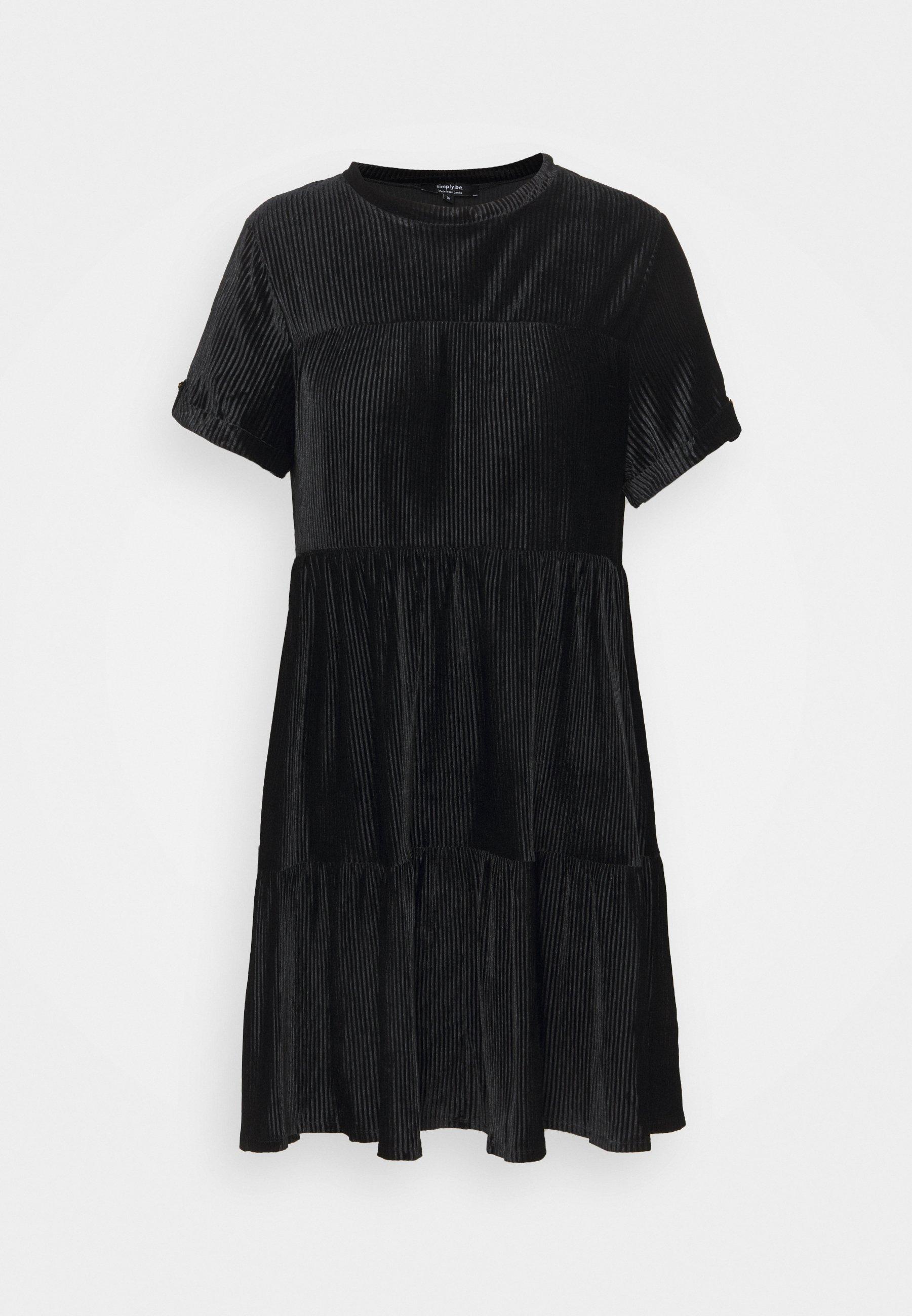 Women BABY SMOCK DRESS - Day dress