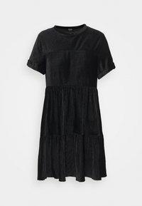 Simply Be - BABY SMOCK DRESS - Day dress - black - 0