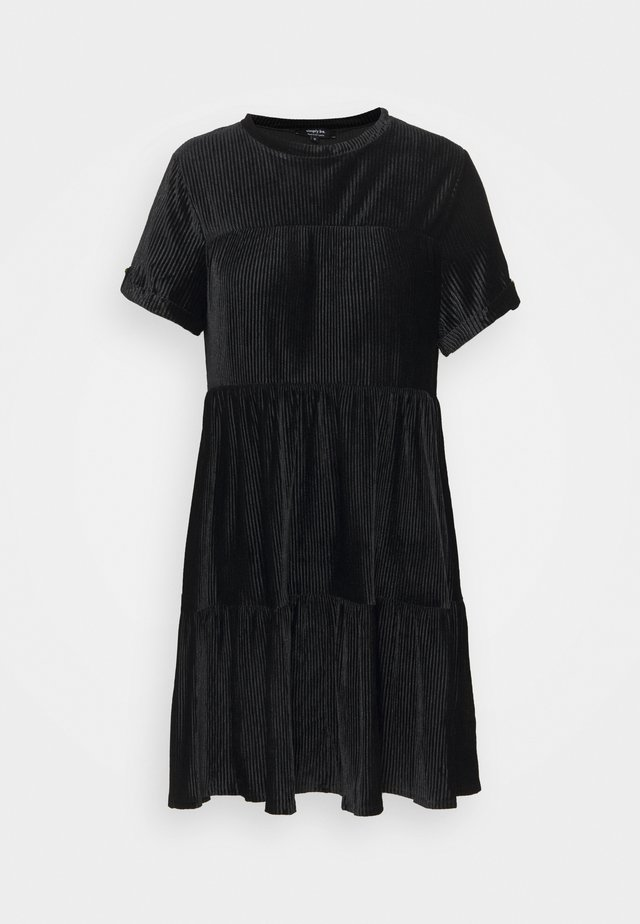 BABY SMOCK DRESS - Sukienka letnia - black